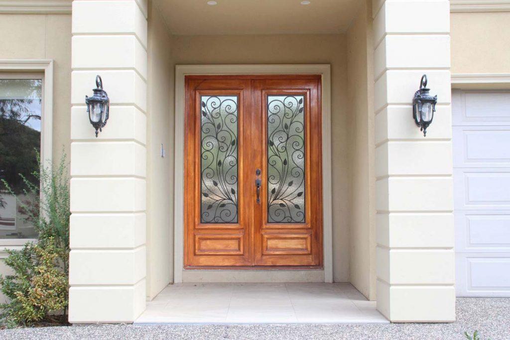 wrought iron doors greensborough